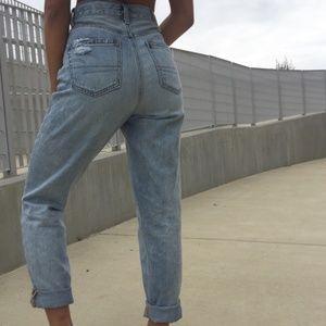 AE Soft Mom Jeans 4 Tall